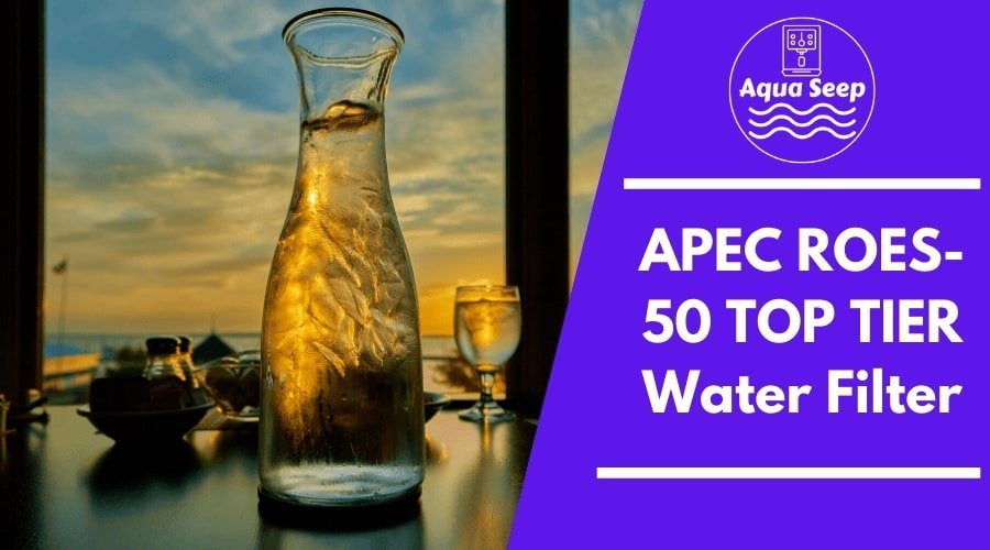 APEC ROES-50 TOP TIER RO water filter