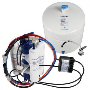 Home Master TMAFC ERP Artesian Full Contact Reverse Osmosis Under Sink Water Filter System Review