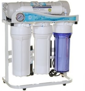 iSpring RCS5T Tankless Commercial Reverse Osmosis System